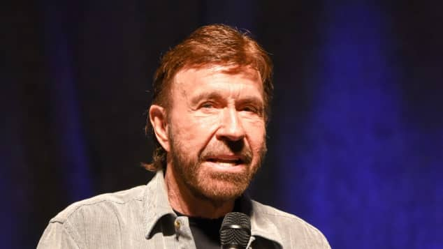 chuck norris tod