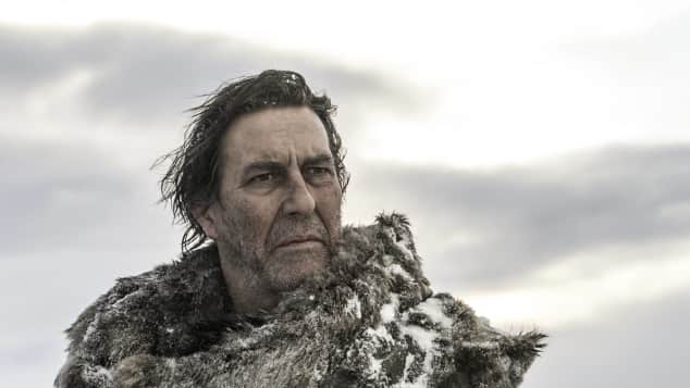 "Ciaran Hinds als der Wildlingskönig ""Mace Rayder"" in ""Game of Thrones"""