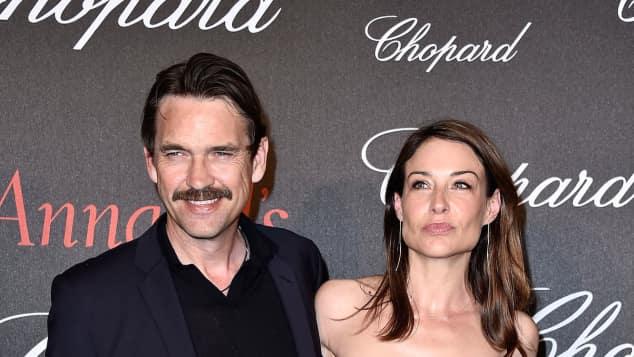 Claire Forlani und Dougray Scott sind seit neun Jahren verheiratet