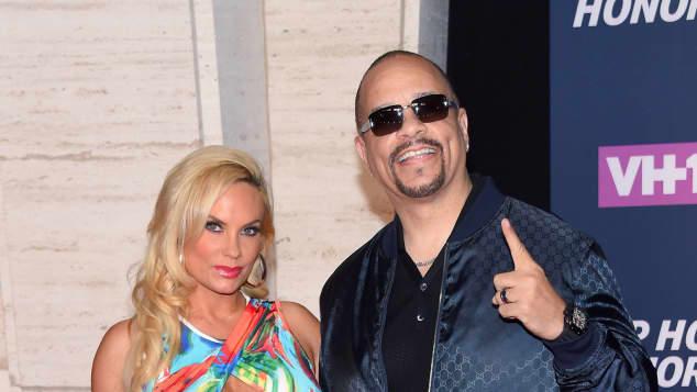 Coco Austin und Ice-T