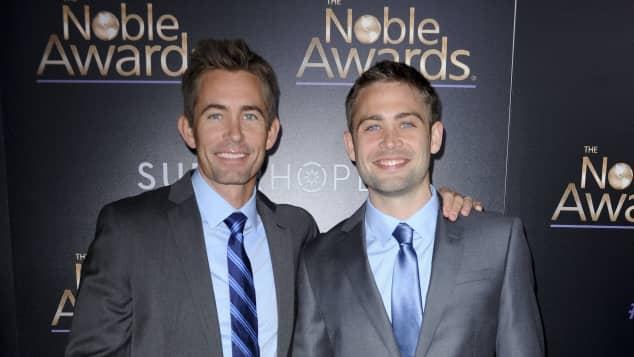 """Caleb und Cody Walker spielten in """"Fast & Furious 7"""" die letzten Szenen für ihren Bruder Paul"""