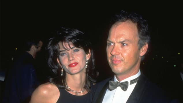 Courteney Cox und Michael Keaton
