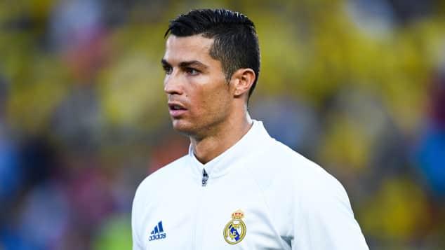 Cristiano Ronaldos Privatjet legte eine Bruchlandung hin