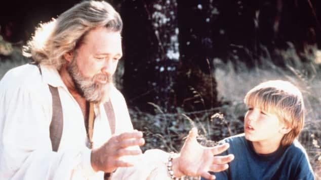 "Dan Haggerty (l.) alias ""Grizzly Adams"" ist tot"