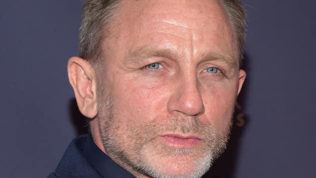 """James Bond""-Darsteller Daniel Craig bei den Drama Desk Awards im Juni 2017"
