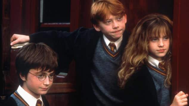 """Vor 15 Jahren erhielten Daniel Radcliffe, Rupert Grint und Emma Watson ihre Hauptrolle in der """"Harry Potter""""-Reihe"""
