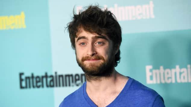 Daniel Radcliffe auf der Comic Con in San Diego