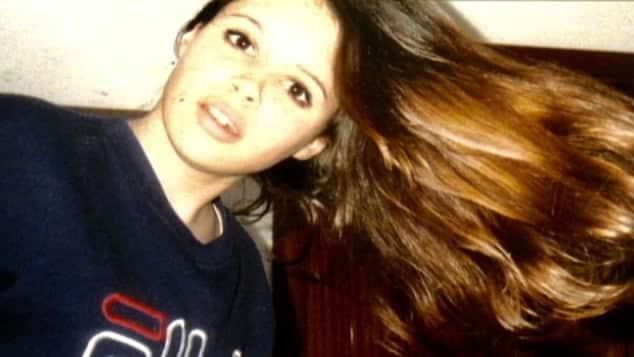 Daniela Katzenberger im Alter von 15