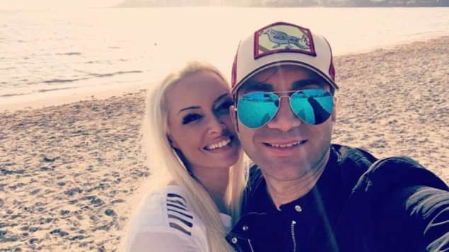 Daniela Katzenberger und Lucas Cordalis zeigen sich super verliebt