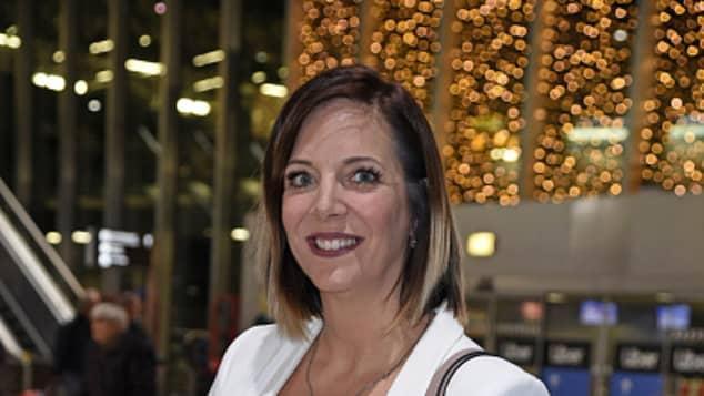 Danni Büchner im Januar