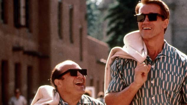 Danny DeVito Arnold Schwarzenegger Twins Zwillinge
