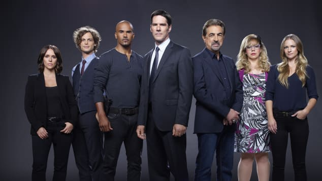 "Die ""Criminal Minds""-Stars"