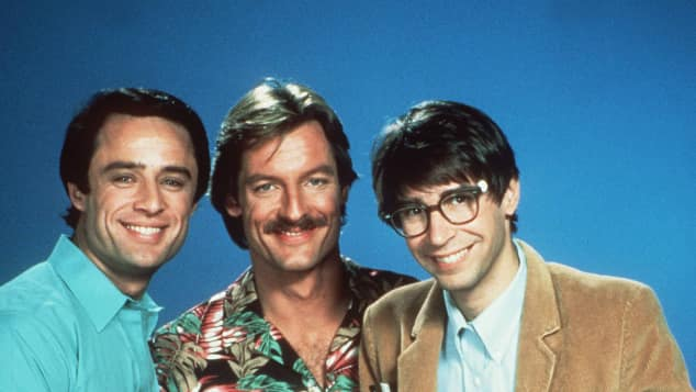 """Perry King, Joe Penny und Thom Bray waren das """"Trio mit 4 Fäusten"""""""