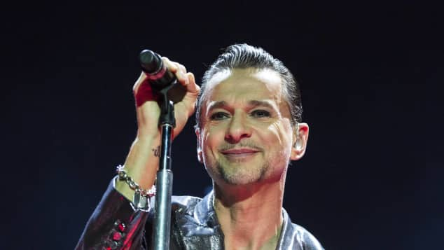Dave Gahan singt immer noch in der Band Depeche Mode