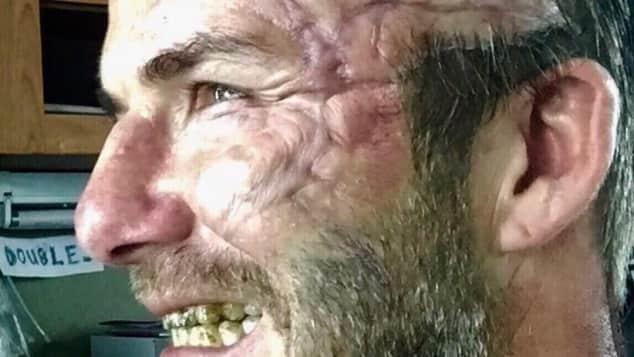 Mit diesem Bild jagte Ex-Kicker David Beckham seinen Fans einen großen Schrecken ein