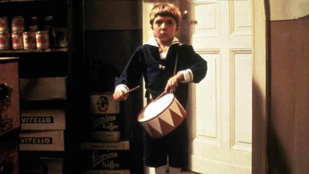 """David Bennent im Film """"Die Blechtrommel"""""""