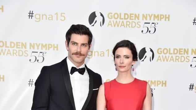 """""""Grimm""""-Hauptdarsteller David Giuntoli und Bitsie Tulloch sind auch privat ein Paar"""