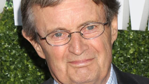 "David McCallum spielt den ""Ducky Mallard"" in NCIS"