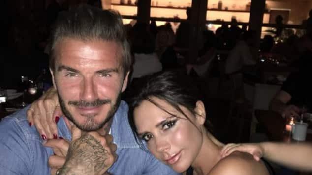 David und Victoria Beckham zeigen sich super verliebt