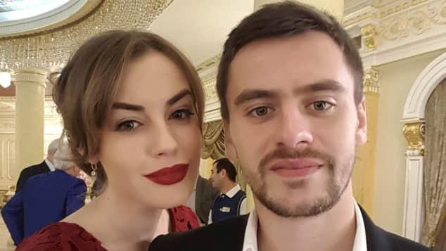 Diana Schennikova Georgi Schennnikov