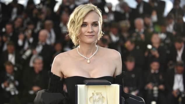Diane Kruger wurde in Cannes als beste Schauspielerin geehrt