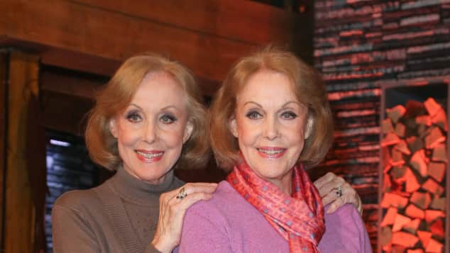 Kessler-Zwillinge Alice und Ellen Silvesterstadl