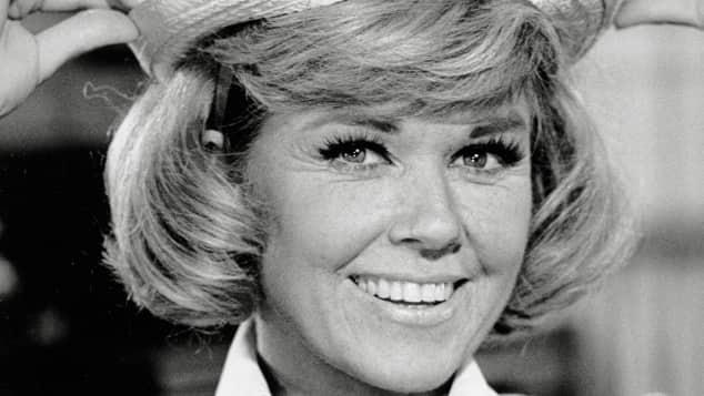 Doris Day feierte riesen Erfolge als Schauspielerin