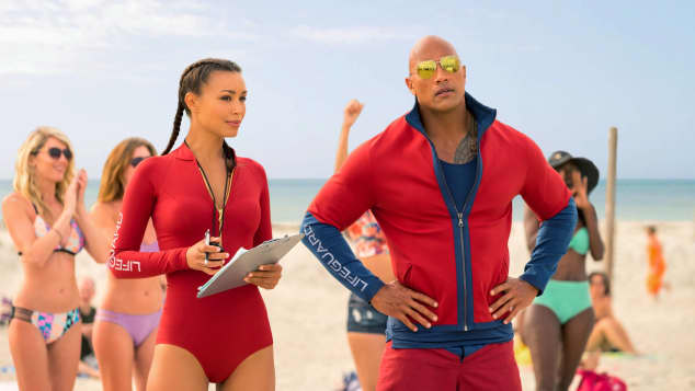Dwayne Johnson, Baywatch