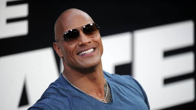 Dwayne The Rock Johnson The Fast and the Furious