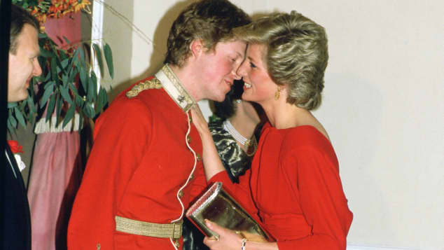 Earl Spencer und Lady Diana