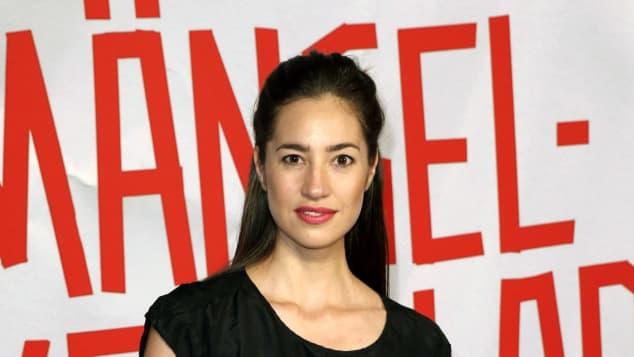 Schauspielerin Elena García Gerlach