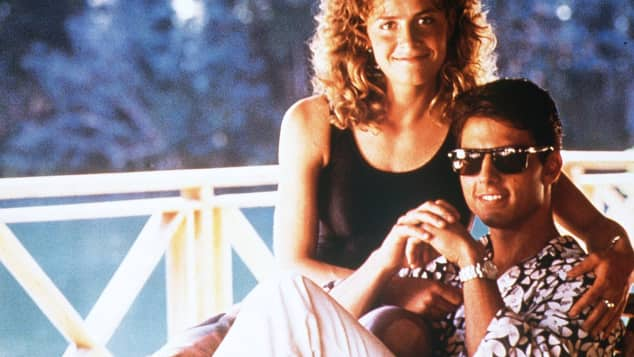 Tom Cruise Elisabeth Shue Cocktail