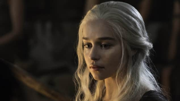 "Emilia Clarke als ""Daenerys Targaryen"" im ""Game of Thrones"""