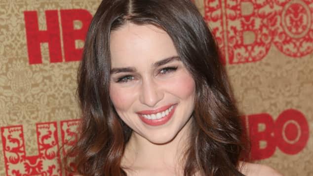 "Emilia Clarke von ""Game of Thrones"""