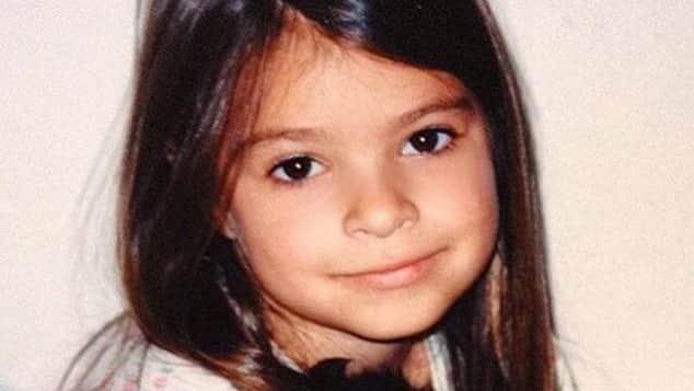 Emily Ratajkowski als Kind