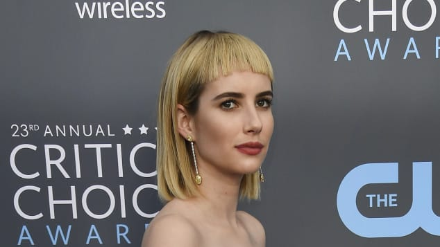 "Emma Roberts bei den ""Critics' Choice Awards"" 2018"