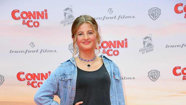 """Emma Schweiger auf der """"Conni & Co""""-Premiere"""