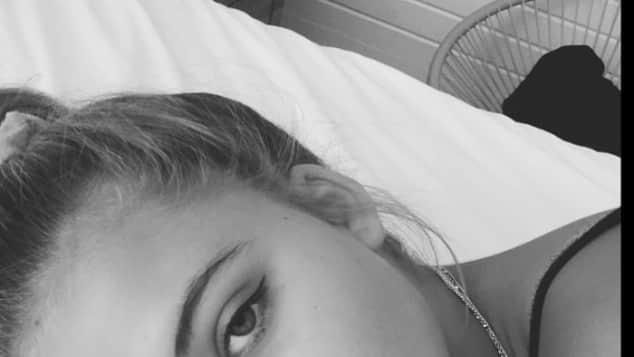Emma Schweiger erwachsen make-up