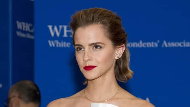 Emma Watson im Weißen Haus