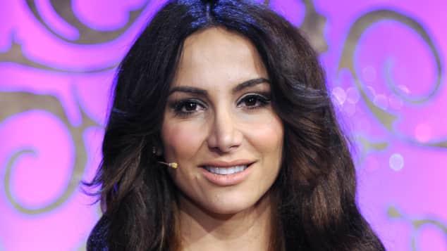 Enissa Amani kommt ursprünglich aus dem Iran