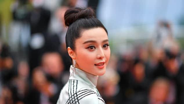 Schauspielerin Fan Bingbing beim Cannes Film-Festival