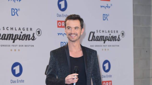 """Florian Silbereisen moderierte """"Schlagerchampions"""""""