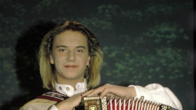 Florian Silbereisen jung
