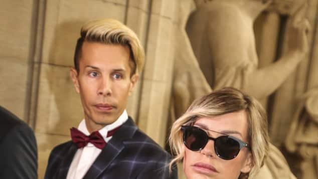 Die besten Freunde Gina-Lisa und Florian Wess ziehen gemeinsam ins Dschungelcamp ein