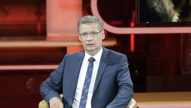 Günther Jauch moderierte von 2011 bis 2015 seine ARD-Talkshow
