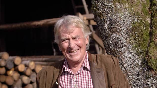"""Günther Schramm in """"Forsthaus Falkenau"""""""
