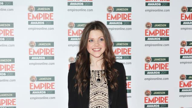 """Georgie Henley spielte bei den """"Chroniken von Narnia"""" die Rolle der """"Lucy"""""""