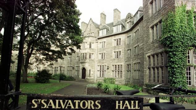 Prince William met Kate Middleton at St Salvators Hall