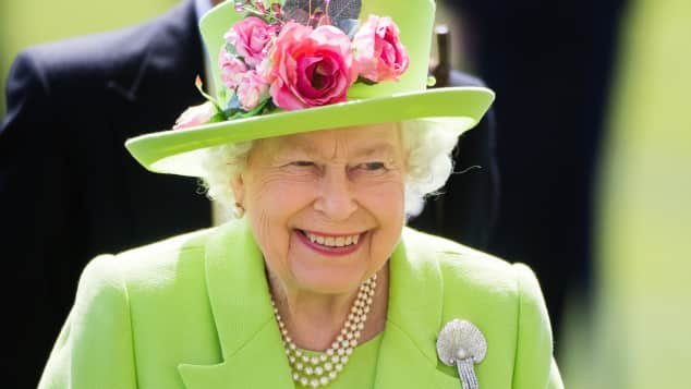 Queen Elizabeth II attends Royal Ascot
