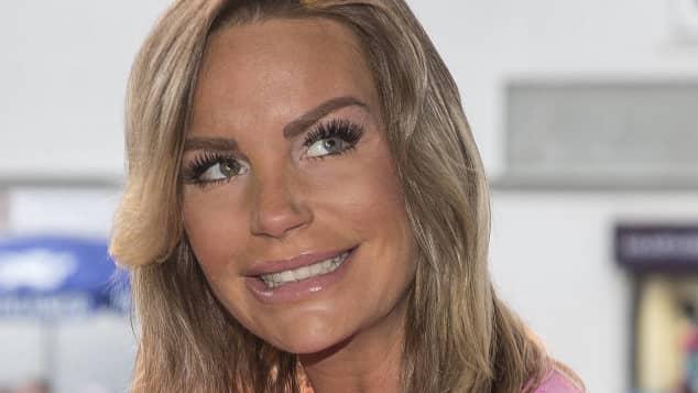 Gina-Lisa Lohfink hat sich von ihrem Freund Emir getrennt